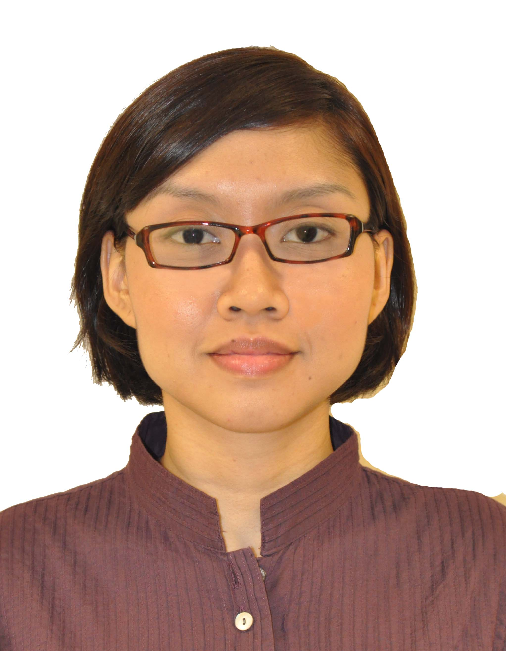 Singapore passport photo